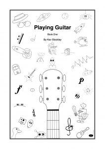 Guitar Backing Tracks: Level Up! Guitar Books 1 & 2 – Kev